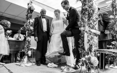 Mariage au Crowne Plaza à Paris