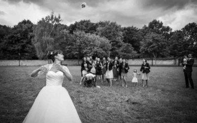 Le wedding day de Yann et Sandra à la Ferme du Manet – Yvelines