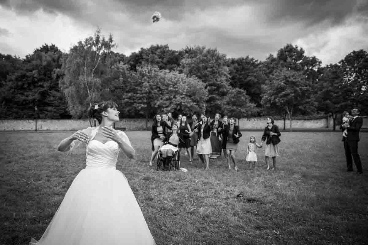 photo mariage ferme du manet yvelines