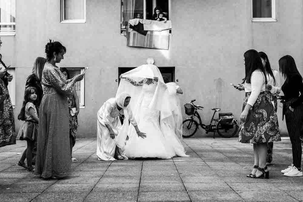 photographe de mariage oriental paris