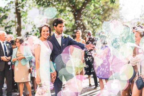 photographe de mariage à champigny