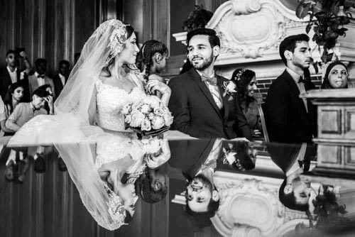 photographe mariage mairie paris XIX