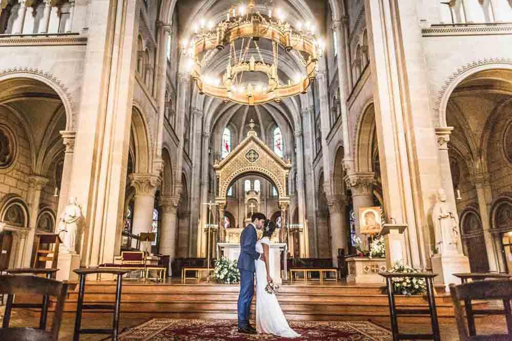 photo mariage  Ivry sur Seine