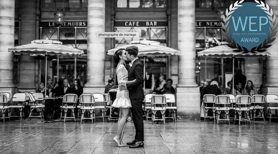 photographe mariage paris professionnel