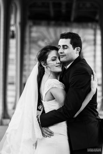 reportage mariage oriental algerien paris courbevoie 19