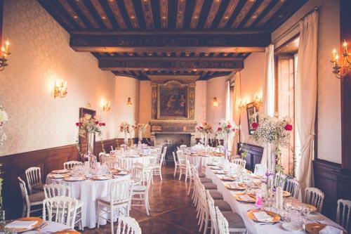 reportage mariage chateau de lesigny