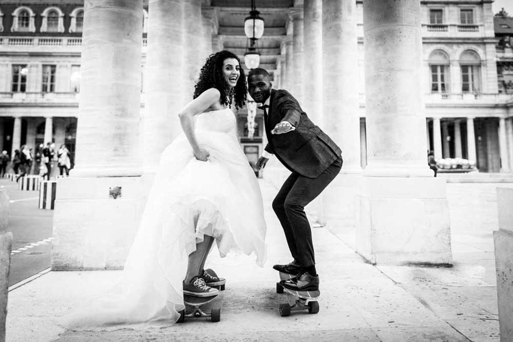 photo mariage paris 2 ème arrondissement