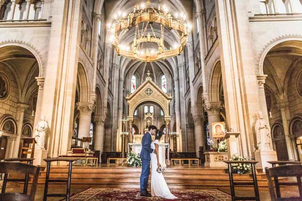 photo mariage Villejuif