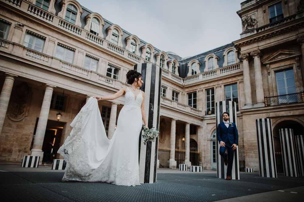 photo reporter de mariage à Asnières sur Seine