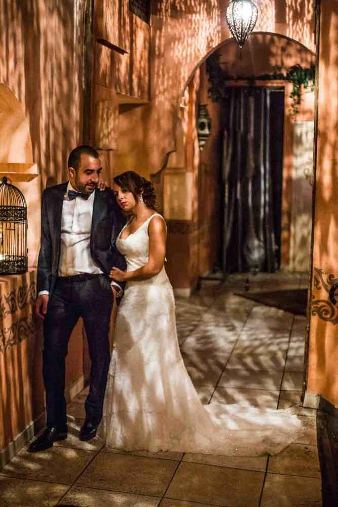 mariage oriental paris riad