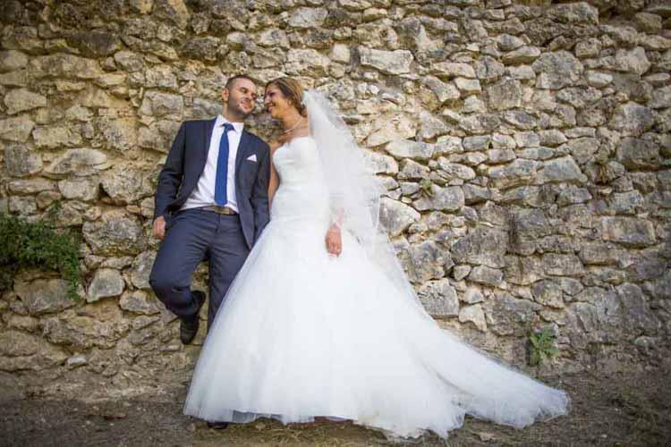 photographe mariage montpellier nîmes uzès le grand mas à uzes le gard 30700