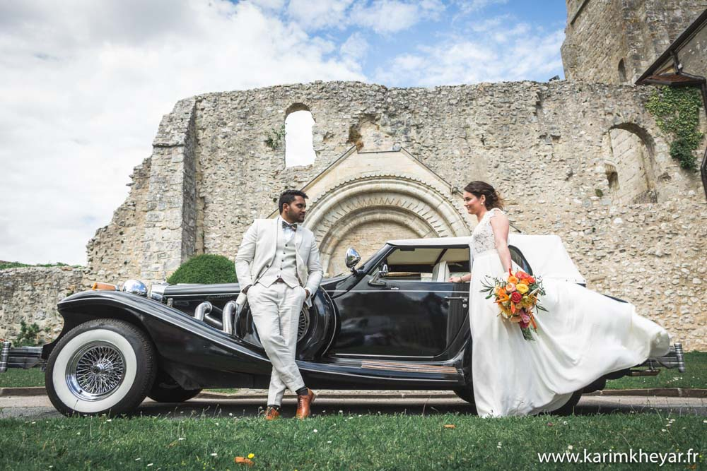 photographe mariage domaine mauvoisin 78