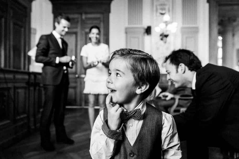 mariage emotions mairie